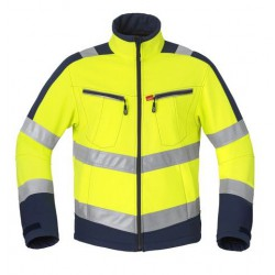 High Visibility Softshell...