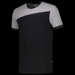 102006 T-shirt Bicolor Naden