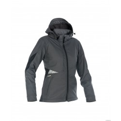 Gravity women softshell jas...