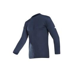 Trapani T-shirt met lange...