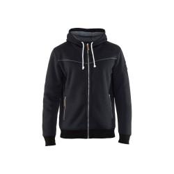 4933 hoodie met warme voering