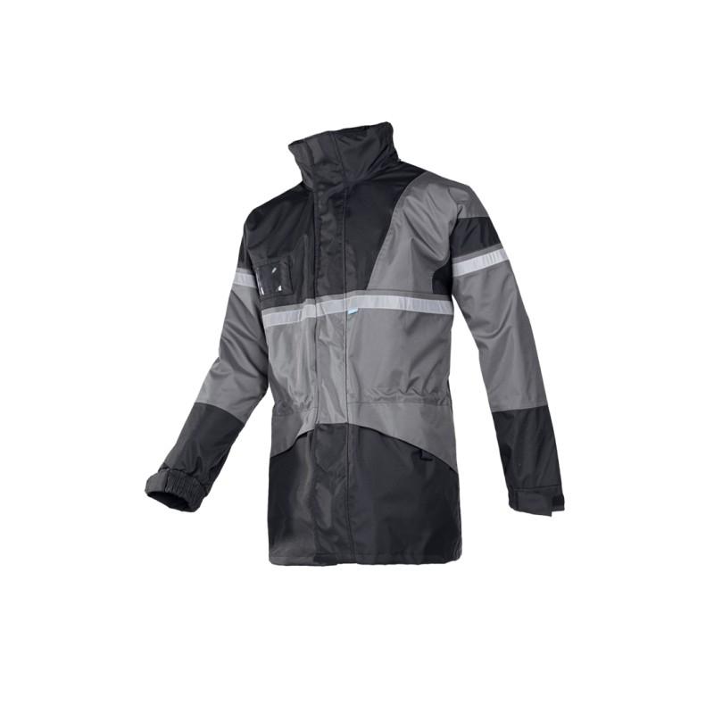 Cloverfield regenparka met uitneembare bodywarmer