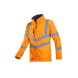 Mowett signalisatie fleece jas