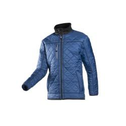 Germo gematelasseerde jas...