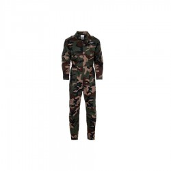 Kinderoverall camouflage