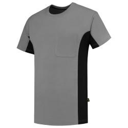 102002 T-shirt bicolor...