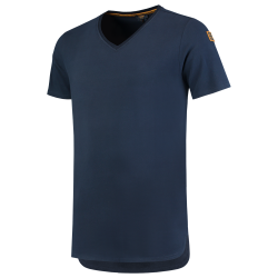 104003 T-shirt premium V hals